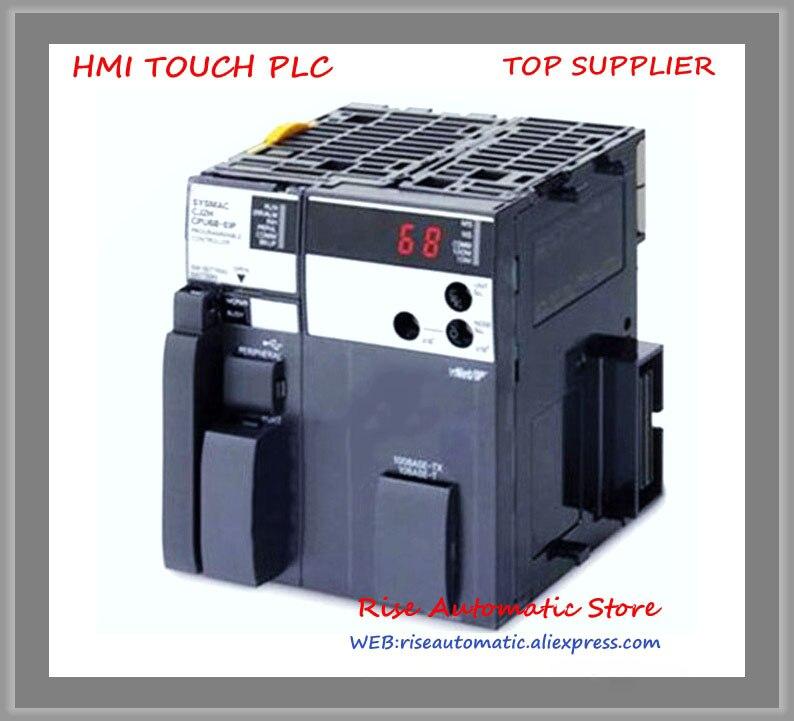 CJ2H-CPU66-EIP PLC New Original 150K steps Ethernet plc ethernet plc elc 12dc da r n hmi built in ethernet capability