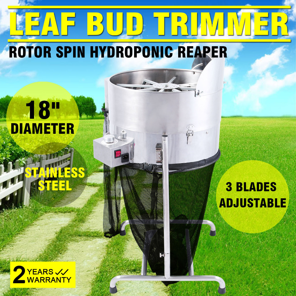 18 Hydroponics Leaf Bud Trimmer Machine in stock at EU image