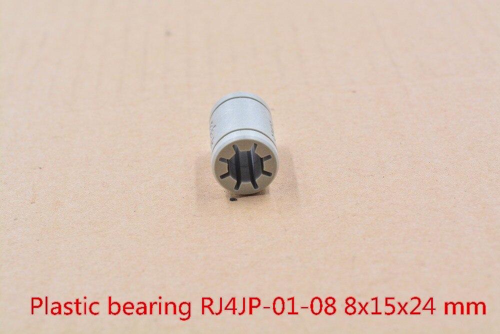 3d Drucker Lager 8mm Lager Engineering Kunststoff Lager Rj4jp-01-08 Solide Kunststoff Lager 8mm X 15mm X 24mm 1 Stücke