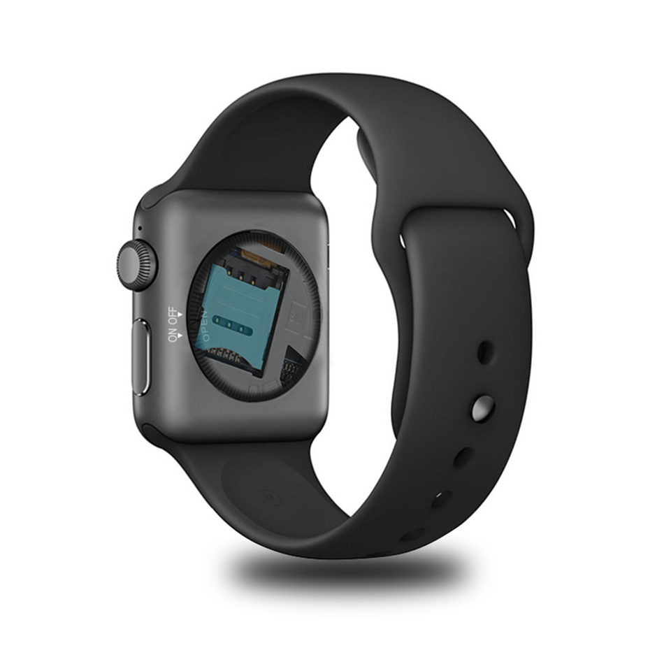 Lemfo LF07 Bluetooth Smart Watch For IOS Android Support SIM Card Original Crown Operation