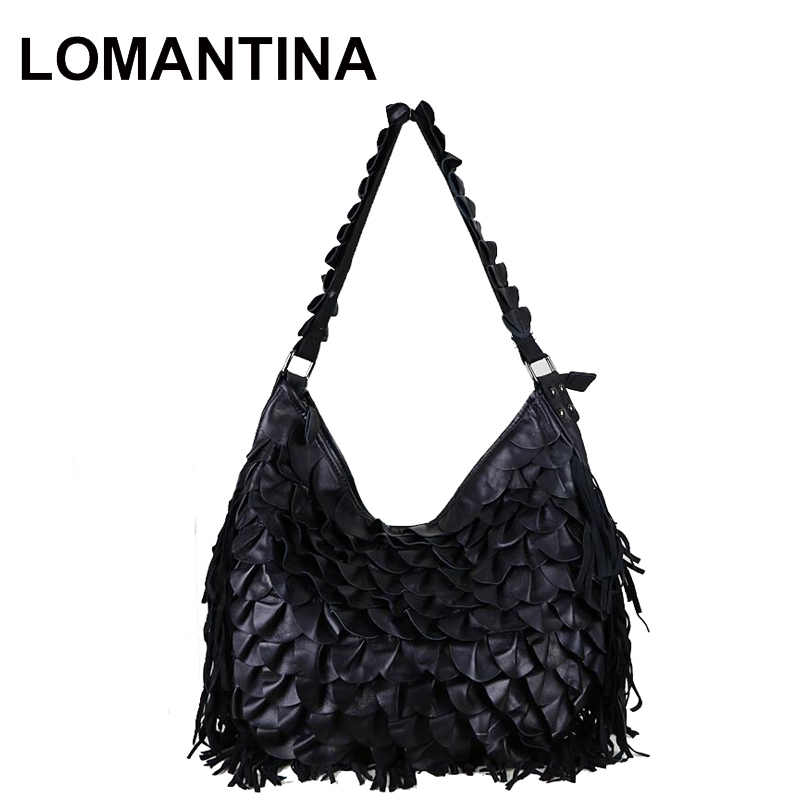 Fashion Elegant Women Leather Handbags