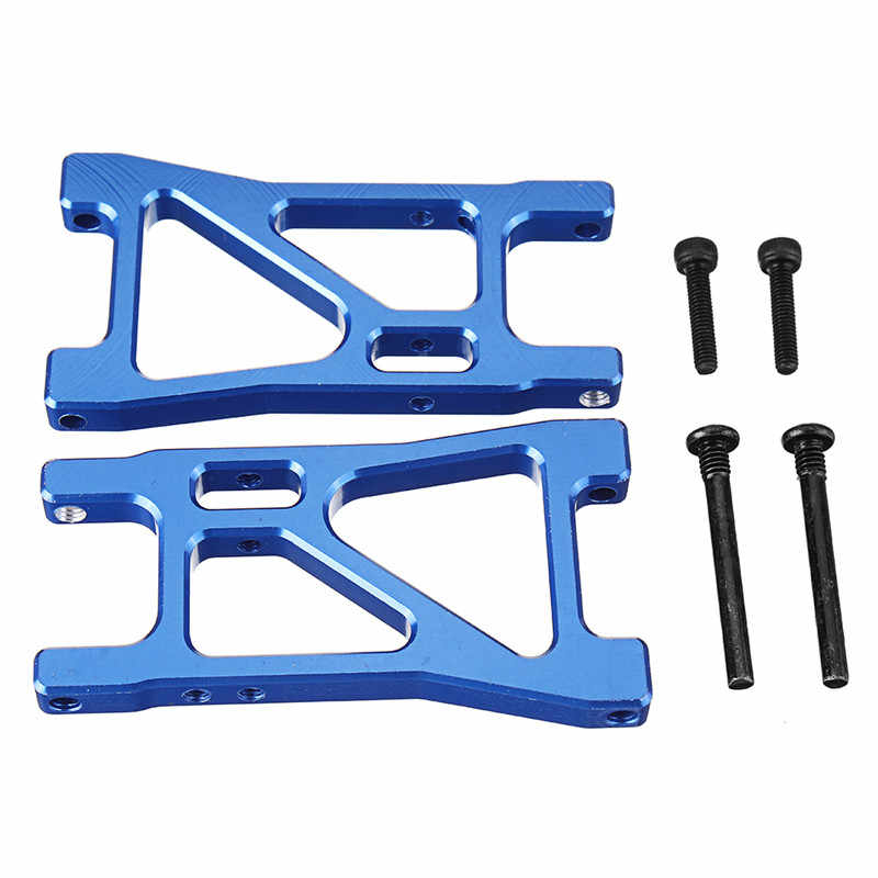 Remo A2505 2pcs Aluminum Alloy Suspension Arms For 1/16 1621 1625 1631 1635 1651 1655 Vehicle Models RC Car Spart Accessories