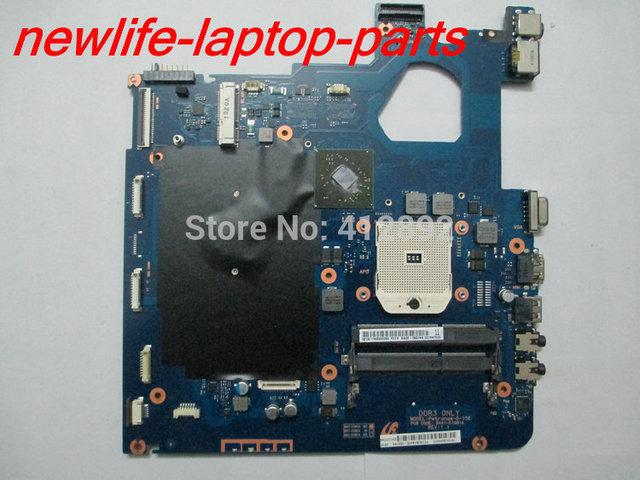 Original para samsung np305 np305v5a motherboard ba41-01681a ba92-08674a ddr3 maiboard 100% teste rápido navio