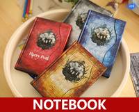 2015 New Vintage Notebook For Harry Potter Vintage Daily Memos Notepads For Working Studying As Appointment