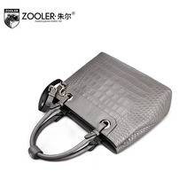 ZOOLER2016 new high-quality luxury fashion brand messenger bag leather bag counter genuine, well-known brands of women