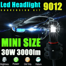 9012 HIR2 LED Headlight Bulb Led Conversion Kit for Buick Cadillac Chevrolet Chrysler Dodge Ford GMC Lincoln Nissan Ram Fiat