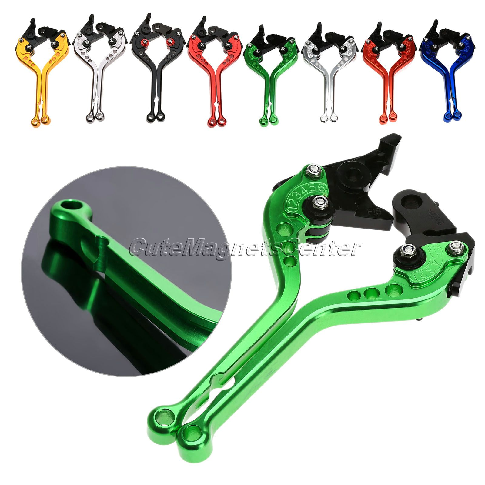 Motorcycle Adjustable CNC Clutch Brake Levers Long Motorbike Brake Clutch Lever For Kawasaki Z750 2007 2008 2009 2010 2011 2012 billet adjustable long folding brake clutch levers for kawasaki z750 z 750 2007 2008 2009 2010 2011 07 11 z800 z 800 2013 2014