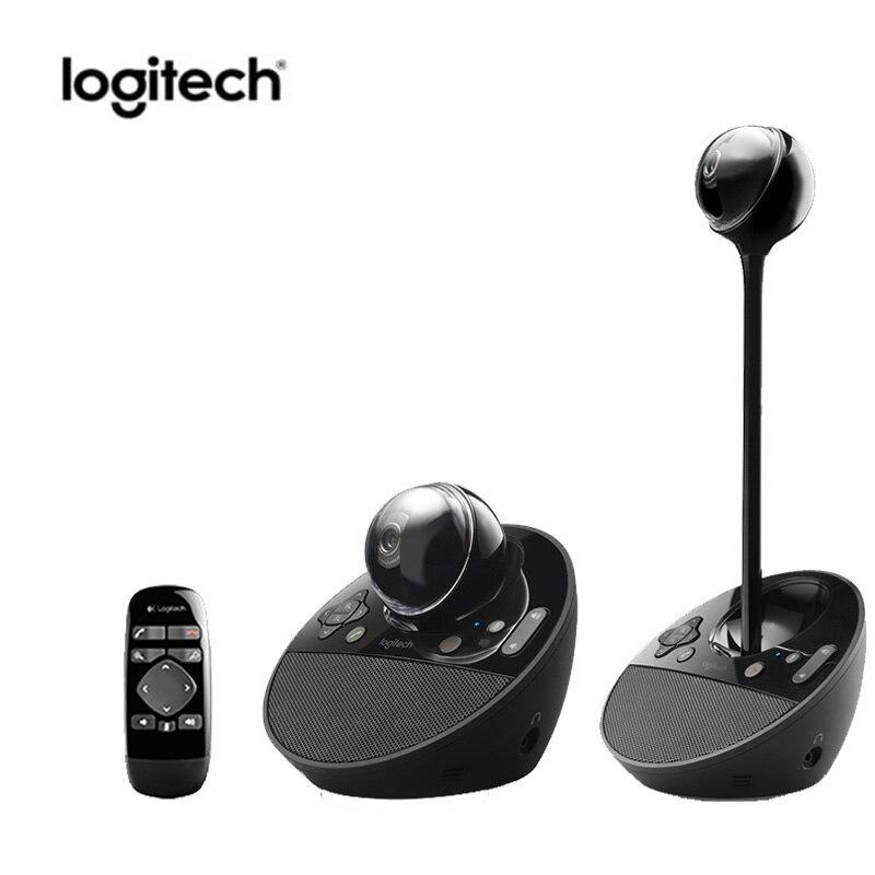 Logitech BCC950 Conférence Cam Full HD 1080 p Vidéo Webcam, Caméra HD
