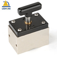70kg Strong Switchable Welding Magnets Square Magnetic Clamps