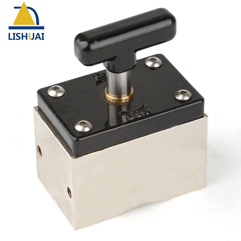 60kg Strong Switchable Welding Magnets Square Magnetic Clamps