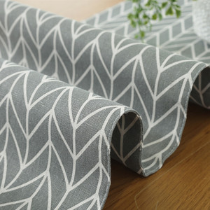 Image 5 - Modern Table Runner chemin de table Table Runners for Wedding Party Palm Leaf camino de mesa tafelloper Monstera Leaf Placemat