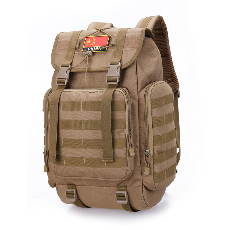 Military Tactical Assault Pack Backpack Army Molle  Rucksack for Outdoor Hiking Camping HuntingD2
