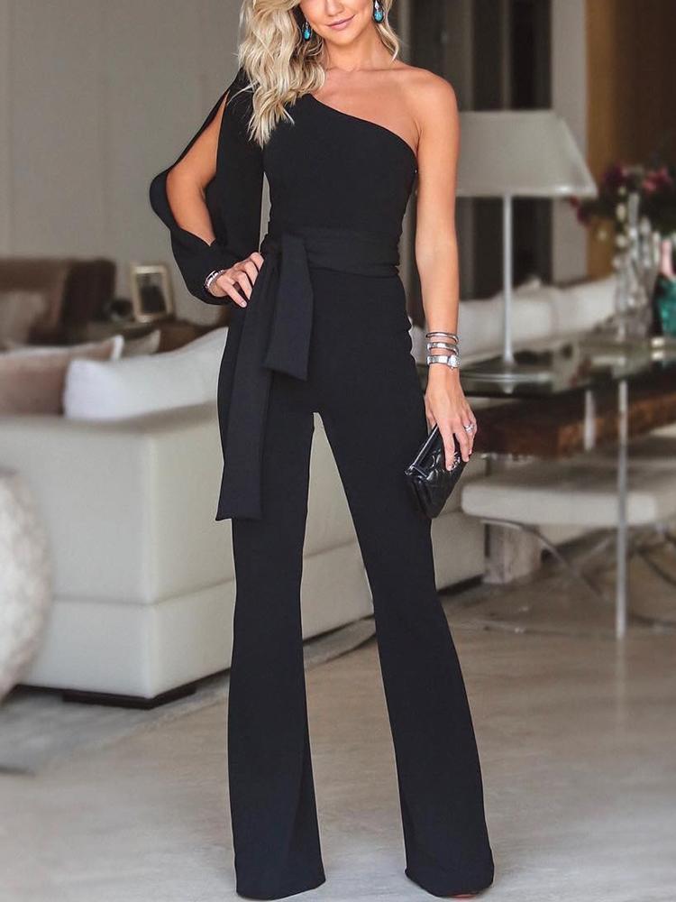 أزياء المرأة مكتب سيدة بذلة الصلبة - ملابس نسائية
