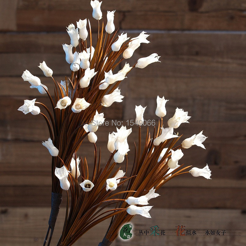 Kim Lan Decorative Flowers Fake Dried Flower Arrangement Artificial Whole European Living Room In