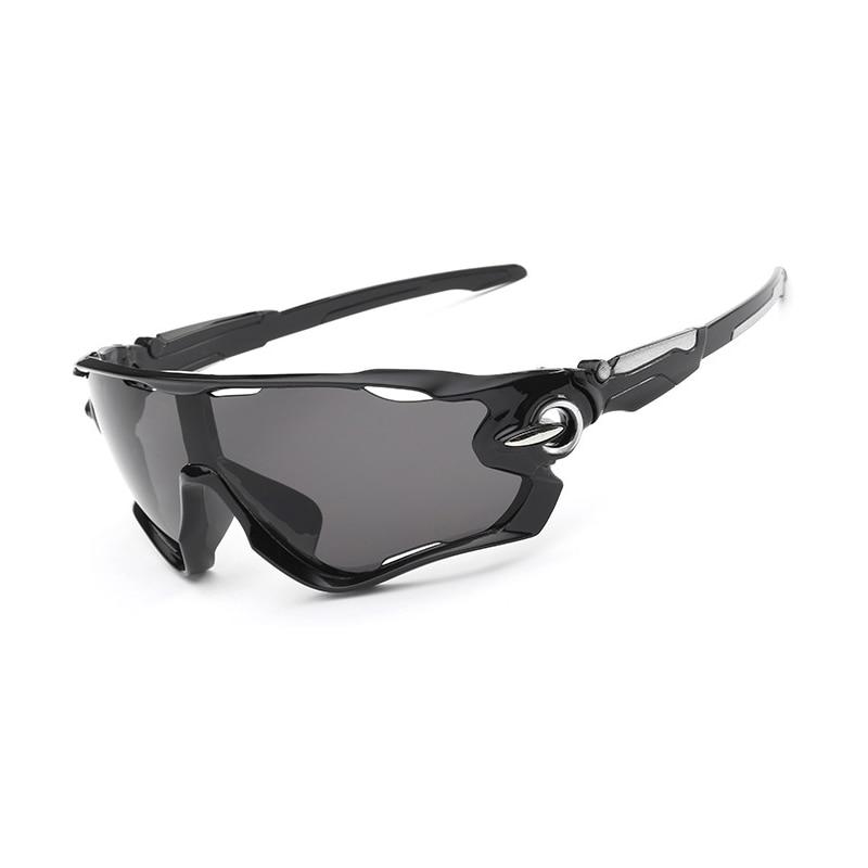 OLD WOLF Hot Sale Fashion font b Sunglasses b font Men Parkour Anti Reflective UV400 Sport