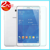 Tempered Glass membrane For Samsung Galaxy Tab 4 7.0\SM-T230 T231 T235 Steel film Tablet Screen Protect Toughened Tab4 t230 Case