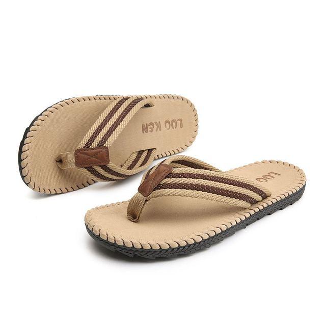 LAISUMK 4 ألوان صنادل شاطئ حذاء رجالي شبشب صيفي الوجه يتخبط الرجال الصنادل حجم كبير 45 Sandalias Hombre Chausson أوم 4