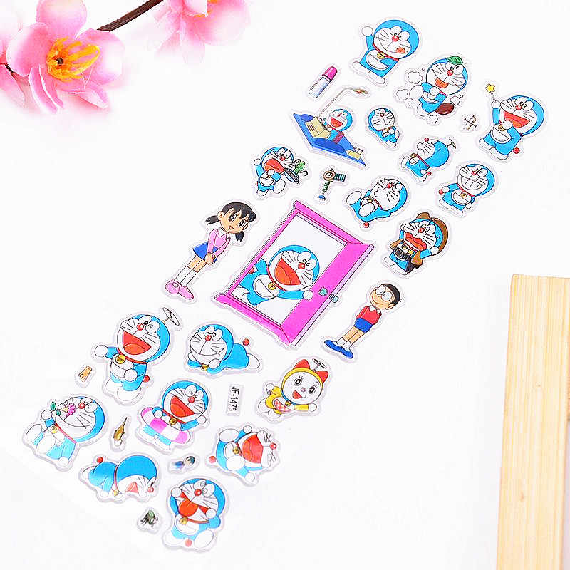 1Pcs Sell Armor Warrior Sheets Cute Pet Cartoon Children Stickers Toys  Emoji PVC Scrapbook Gifts For Kids DIY Stickers