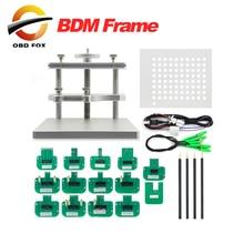 Adapters Probe Bdm-Frame Ecu-Programmer KESS Dimsport Tech-Bdm Full-Set 22pcs for KT