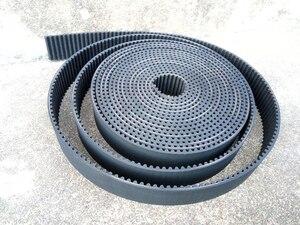 Image 3 - Machine à graver 3D HTD5M, 10 M, Machine à graver et à graver 3D, 10 M, 5M, largeur 9 15 20 25mm, lancement à larc 5mm, en caoutchouc synchrone