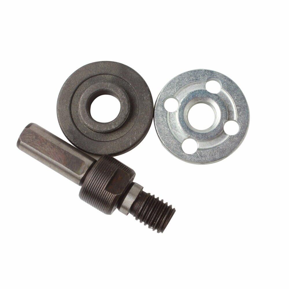 8tk / part Komplekt metalli muundamise varre puidutöötlemise - Elektritööriistade tarvikud - Foto 2
