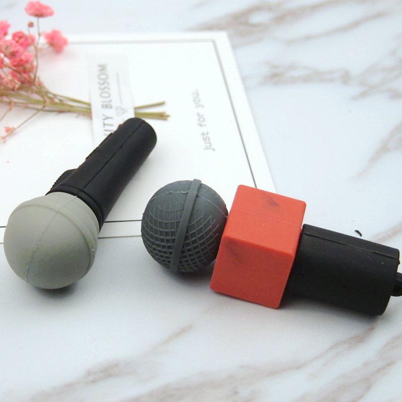 microphone usb flash drive 4gb 8gb 16gb 32gb 64gb cute pendrive u disk memory stick flash pen. Black Bedroom Furniture Sets. Home Design Ideas
