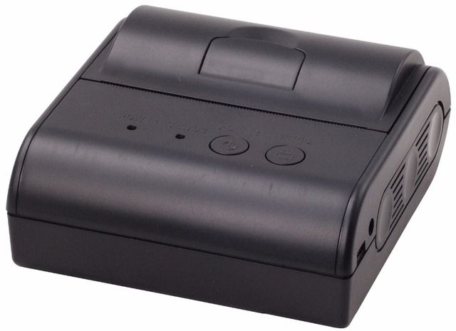 POS80 bluetooth тепловая чековый принтер bluetooth мини 80 мм термопринтер bluetooth для Andriod и IOS