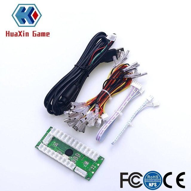 Phenomenal Online Shop 5V Led Joystick And Arcade Led Buttons Wires Usb Wiring Digital Resources Funapmognl