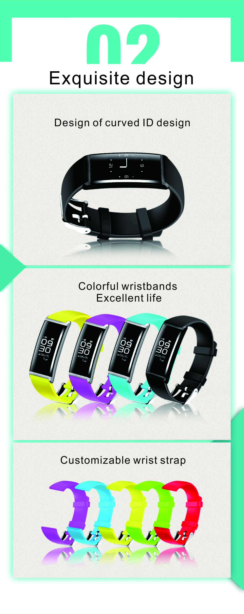Detail Feedback Questions about Espanson X9 Smart Band Blood