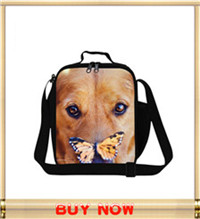 dog butterfly lunchbag