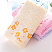 SBB 32 strands of Bamboo fiber Towel Face Hand Towel High Quality Plum blossom Soft Towel Set wholesale New 100g hot sale 33*75 towel bamboo brown stone production of ecotex russian companies