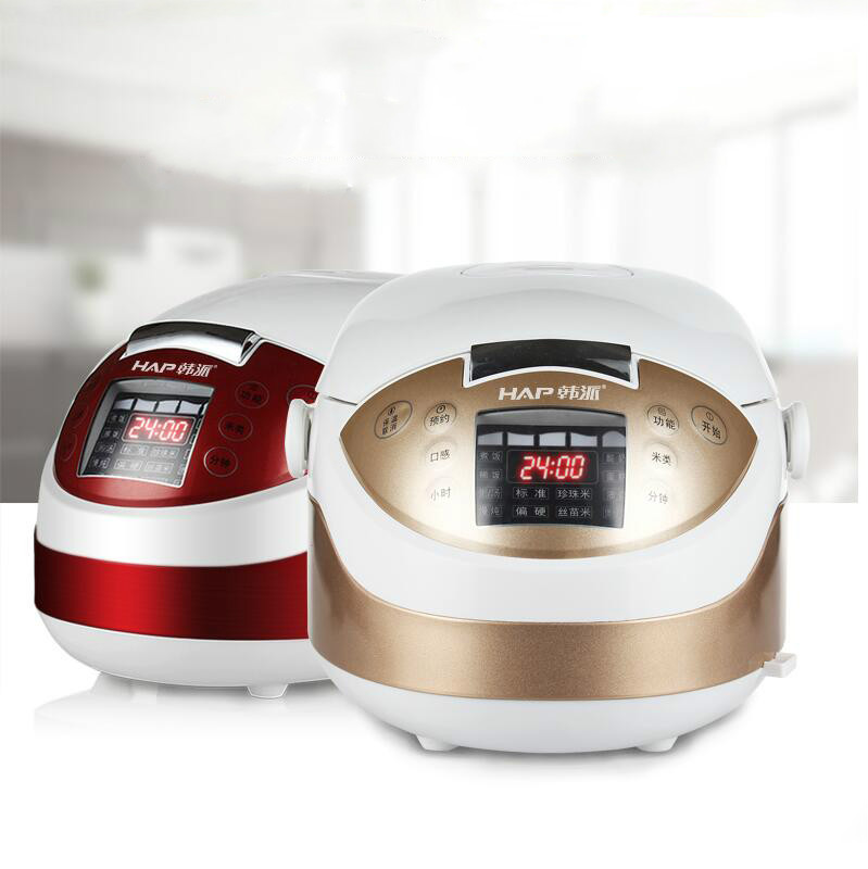 ZX-F30-04 Intelligent Mini Rice Cooker Household Small Cooking Pot 2-5 People Reservation rice cooker intelligent household high capacity fully automatic 2 8 people 5l capacity reservation spherical hyun kettle