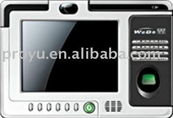 8-inch Multimedia Biometric Time Attendance Access Control PY-MS8