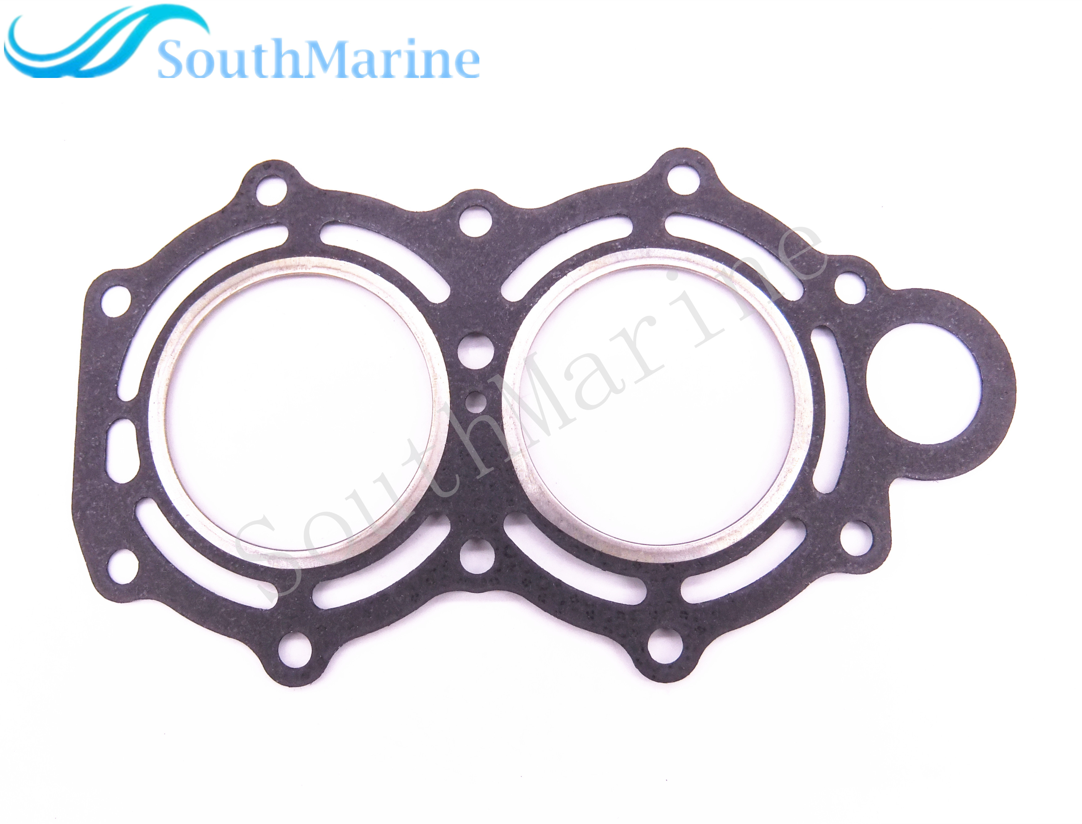 Outboard Engine 3B2-01005-0 3B201-0050M Cylinder Head Gasket For Tohatsu Nissan 2-Stroke 6HP 8HP 9.8HP Boat Motor Free Shipping