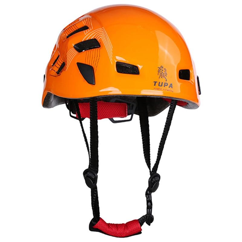 Mountain Rock Climbing Helmet Climbing Water Sports/Ice Climbing/Mountain climbing Helmet PC+EPS For Outdoor Sports
