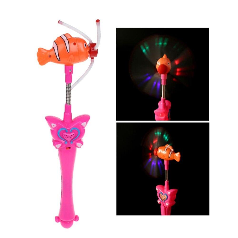 Ветряной Спиннер, блестящий, ветряная мельница, вспышка, светящаяся музыка, электронные детские игрушки, колесо, Бабочка, волшебная палка, подарки