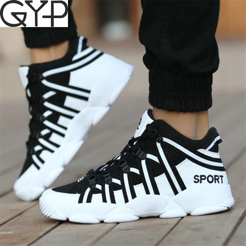 GYP 2018 Men shoes sneakers Solid Tenacity Bradyseism non-slip soft All-match Comfortable Young peoples fashion shoes DP-07GYP 2018 Men shoes sneakers Solid Tenacity Bradyseism non-slip soft All-match Comfortable Young peoples fashion shoes DP-07