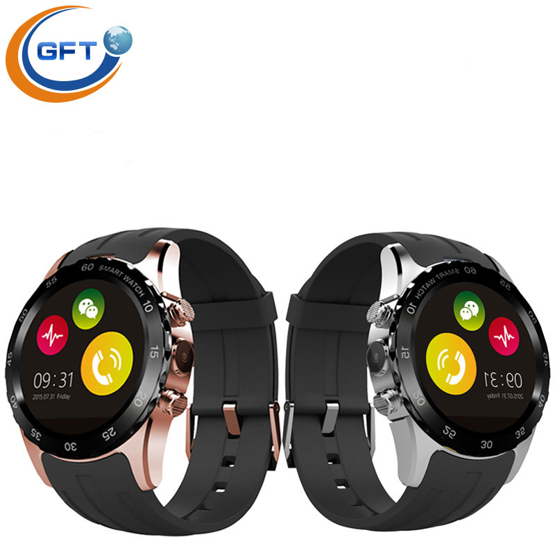 GFT KW08 wearable devices Wrist Watch U font b smartWatch b font for Samsung S4 Note2
