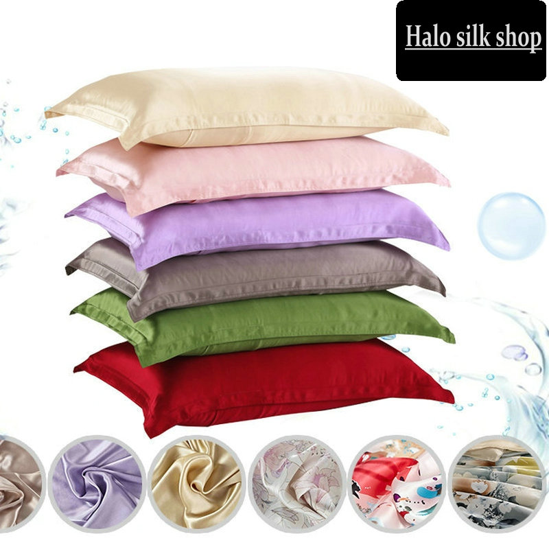 Aliexpress.com : Buy Halo Silk Shop 16m/m Silk Pillowcase