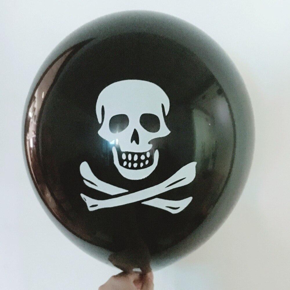 20 Pcs Halloween Latex Ballons Citrouille Smiley Visage Partie