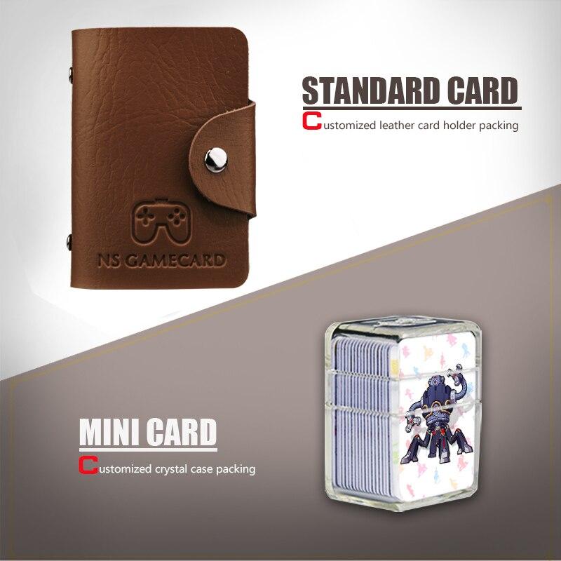 NTAG215 Impresso NFC Cartão CONJUNTO Completo Escrito por Tagmo Amiibo Pode Trabalhar Para Mudar 3DS Wii U