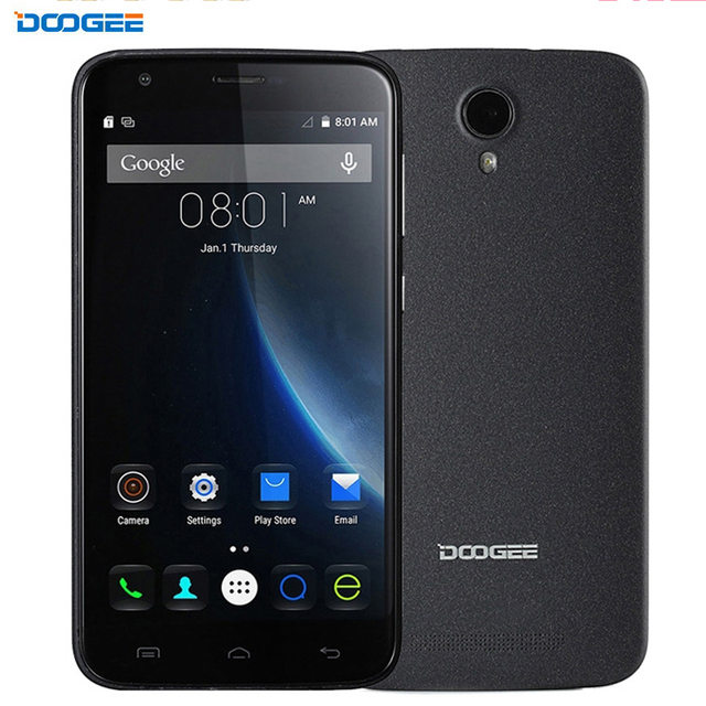 4G DOOGEE Y200 32GB/2GB 5.5 inch Android 5.1 MT6735 64-Bit Quad core Hotknot OTA GPS FM Cellphones 3000mAh Undetachable