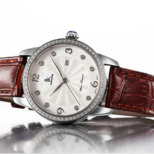 Women's Day Quartz Watches Waterproof Wristwatch Orignial Box with Gift Box