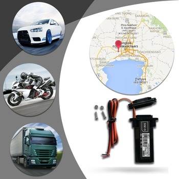 China Mini Gsm Gprs Motorcycle Moto Vehicle Car Gps Tracker Locator Tracking Device Anti Theft Alarm System Free Mobile Apps 4