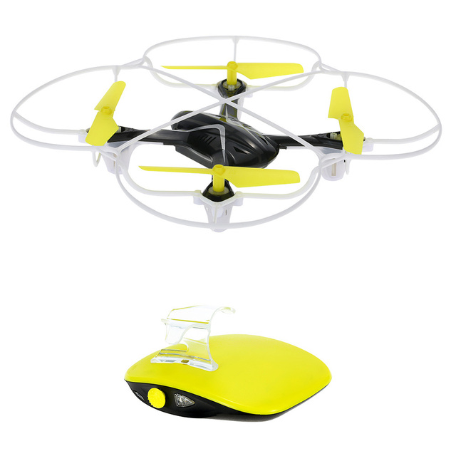 2.4GHz Remote Control One-key Motion Controlling TB-802 Drone RC Quadcopter with 360° Flips Function RC Toy for Children