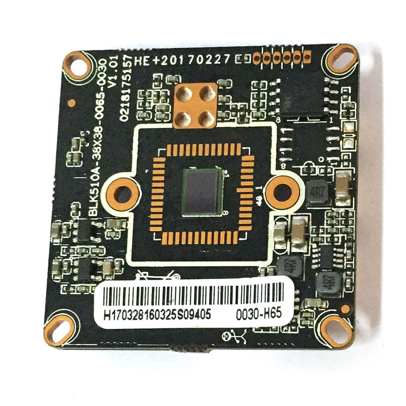 HD 1.3 CCTV 960P 1.3mp IP Network Camera Module PCB Board 1.3 Megapixel ONVIF Hisilicon P2P