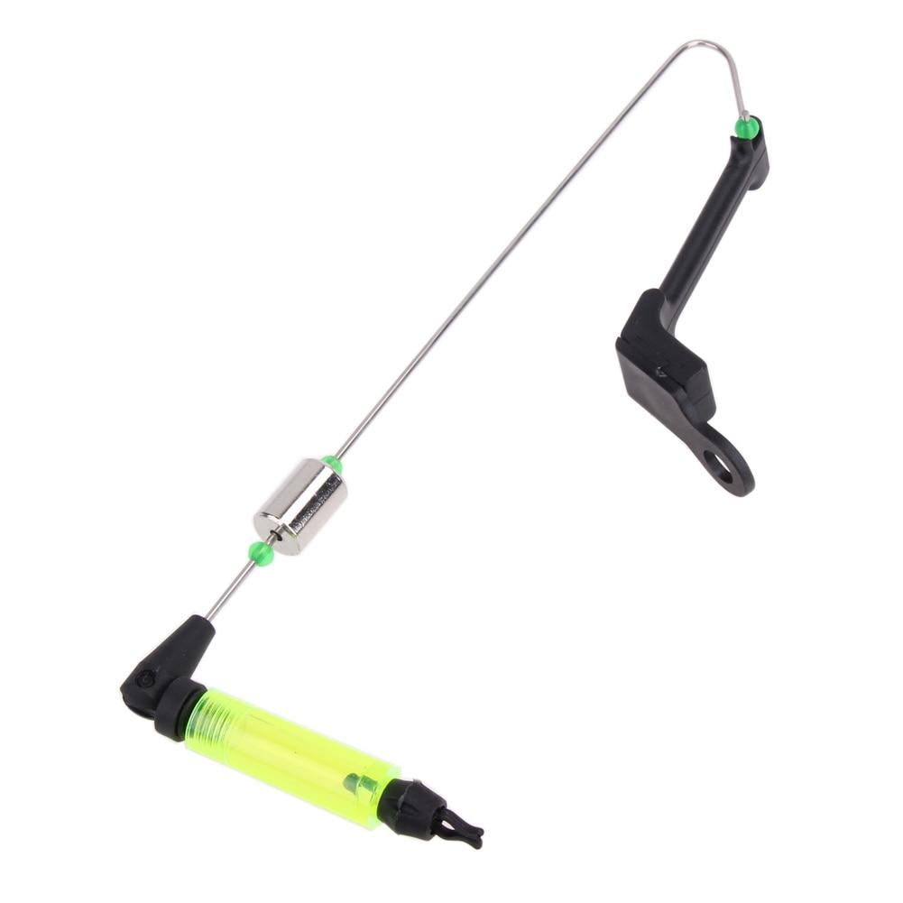 купить 1pc Fishing Swinger LED Alarm Chain Hanger Swinger Indicator Bite Fishing Tackle Tools Carp Fishing Tackle Pesca по цене 128.52 рублей