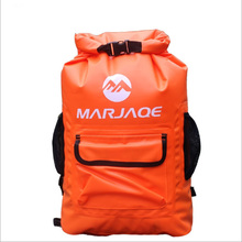 Outdoor shoulder waterproof bag Multi-colored river package Drift bag
