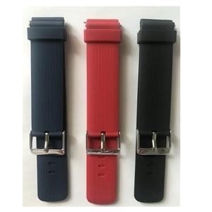 Image 2 - Originele vervanging band voor Q9 p68 plus P70 P68 P80 smart watch silicagel Milanese Band