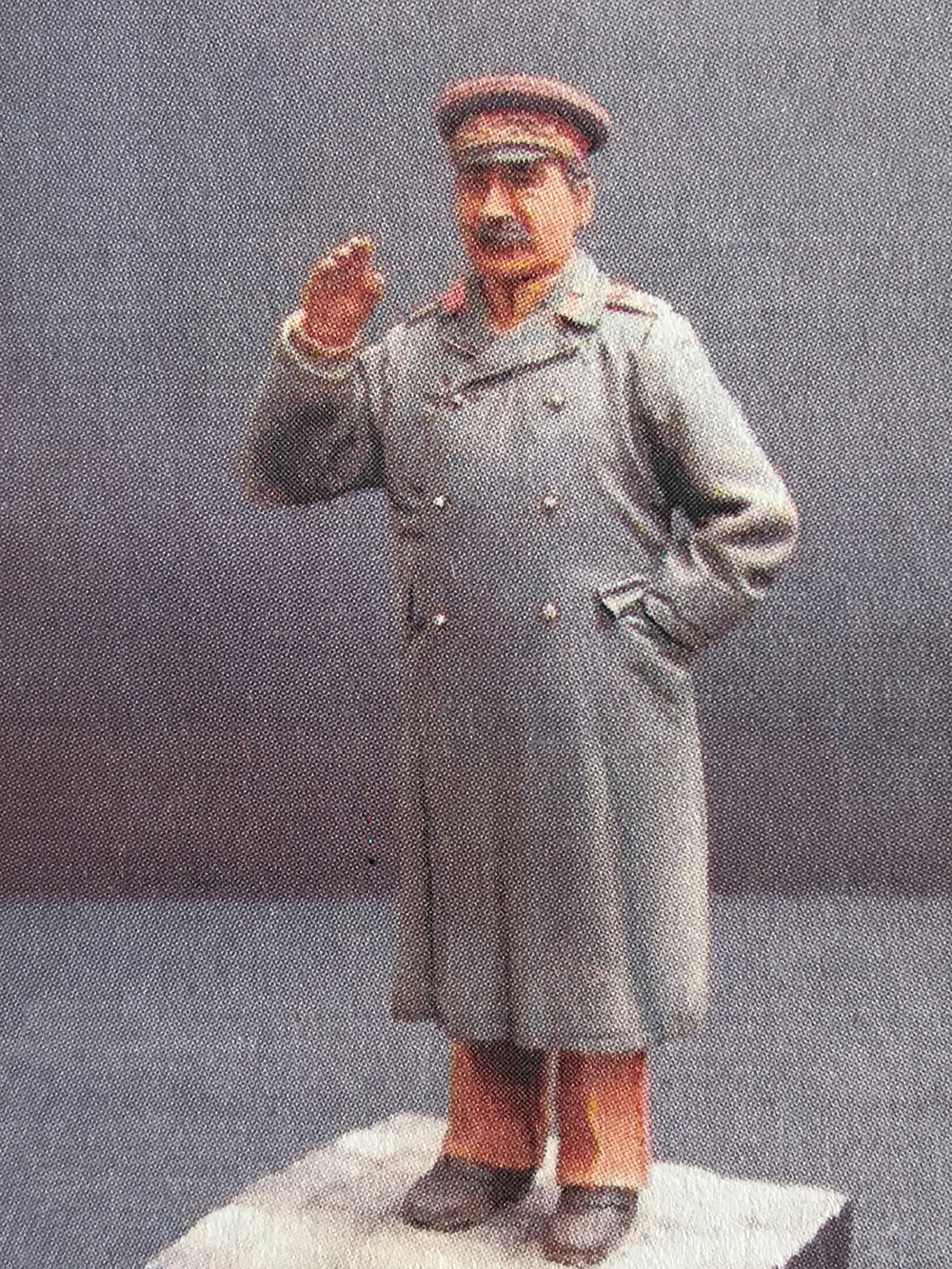 Assembly  Unpainted  Scale 1/35 The Soviet Stalin  Soldier Figure Historical  Resin Model Miniature Kit
